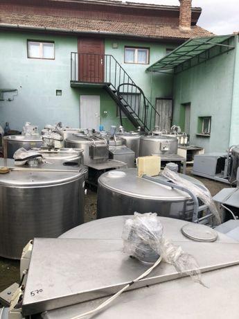 răcitor tanc de lapte 330 500 550 650 litr cu garanție un an frigotehn