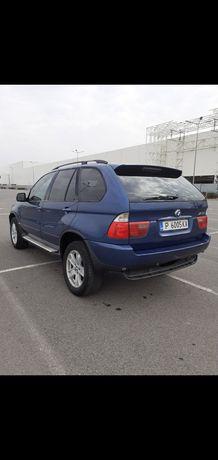 Dezmembrez BMW e53 /// perne aer spate