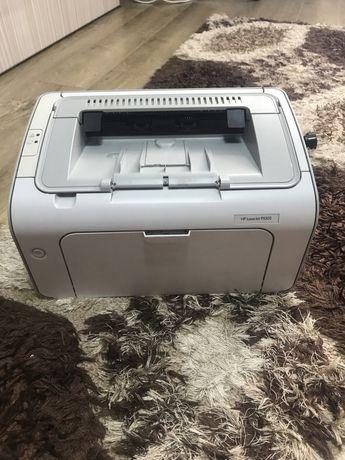 принтер hp laserjet p1005