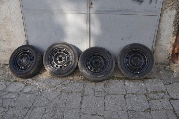 Джанти и гуми за бмв BMW 5x120