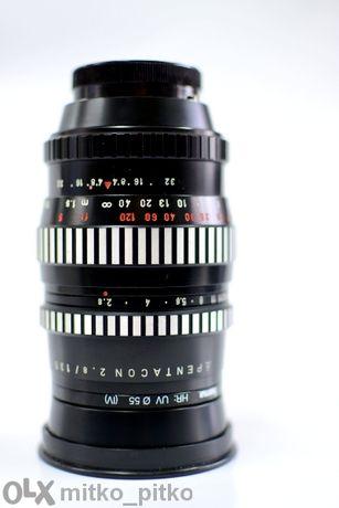 обектив pentacon 135mm f/2.8 за Nikon