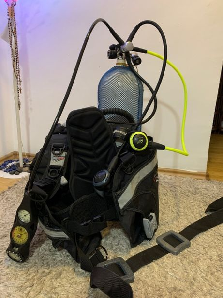 Vand echipament scufundare
