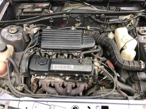 Opel Corsa A Isuzu 1.5 Diesel