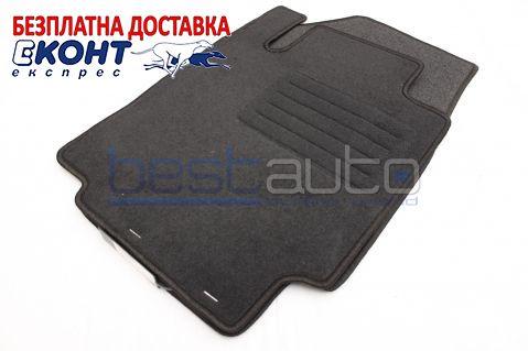 Мокетни стелки Petex за Nissan Micra K12 / Нисан Микра К12 03-10 мокет