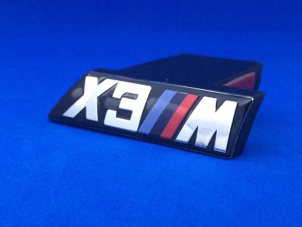 Emblema BMW X3M Grila