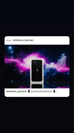 Pachet promotional - Iphone 11 -128 GB-Telefoane Beclean