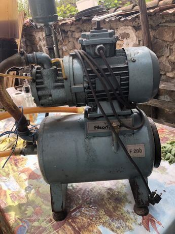 Доилен агрегат за крави Filson mili f200