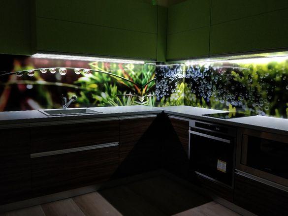 Интериорен гръб за кухня