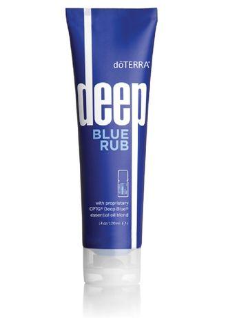 Unguent Deep Blue® loţiune pentru calmarea durerii Doterra