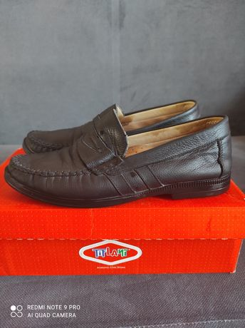 Обувь детская кожаная от Tiflani