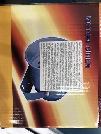 Сирена на 230v AC, 60w, 100db