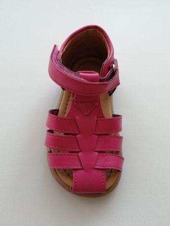 Детские кожанные сандалии, Турция