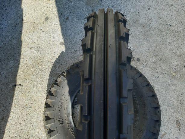 Cauciucuri noi 6.50-16 BKT Anvelope directie pt tractor fata cu tva