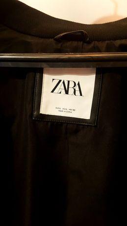 Кожено яке от Еко кожа ZARA