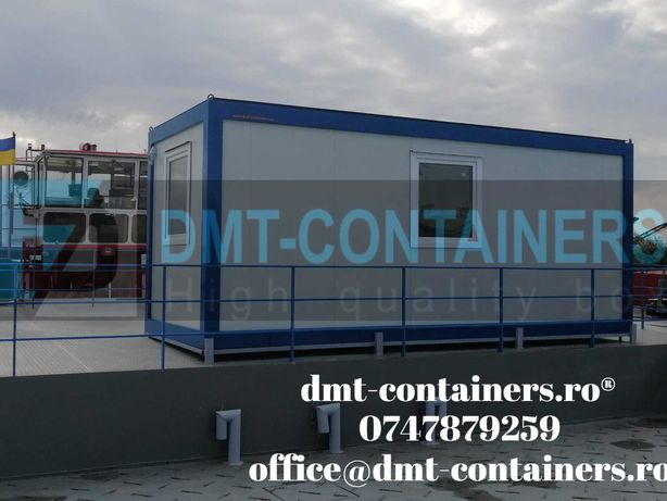 Containere modulare pentru afaceri