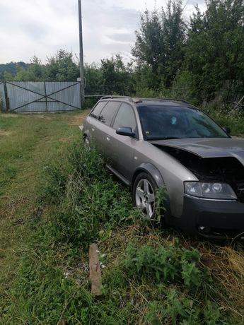Dezmembrez Audi allroad 4x4
