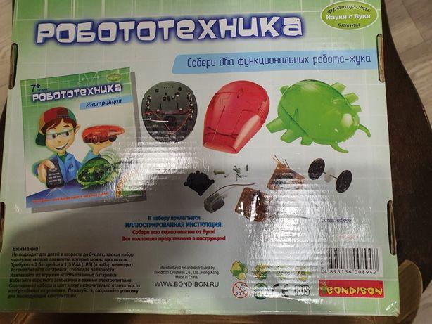 Робото техника жук робот