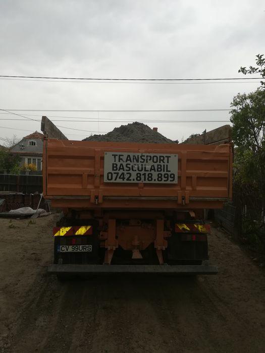 Transport basculabil în județul Brașov și Covasna. Camion. 4x4. Dobolii de Jos - imagine 1