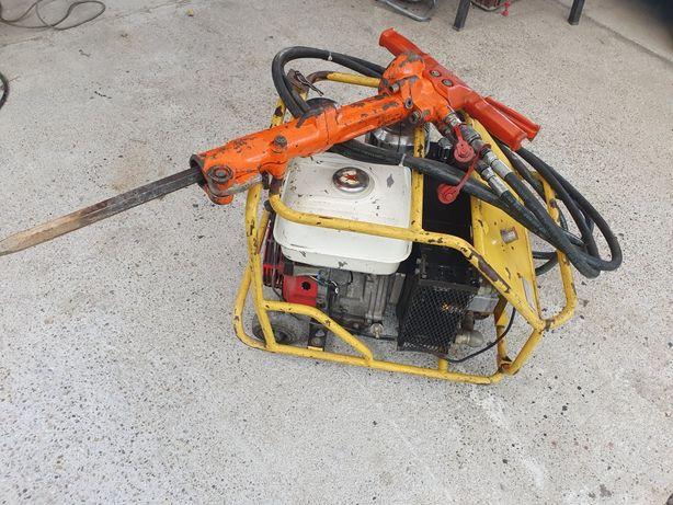 Grup hidraulic honda 9cp cu picamer hidraulic krupp