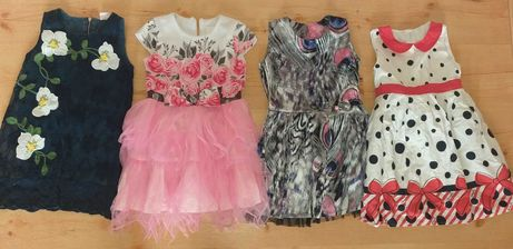 Детски летни роклички