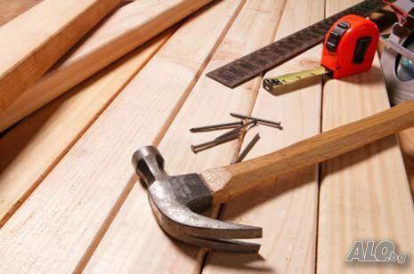 Монтаж и сглобяване на мебели