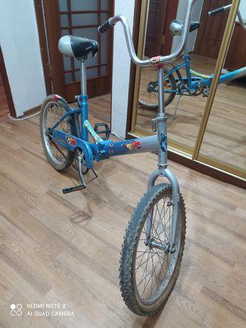 Велосипед Кама , велосипед Спутник 1983 года