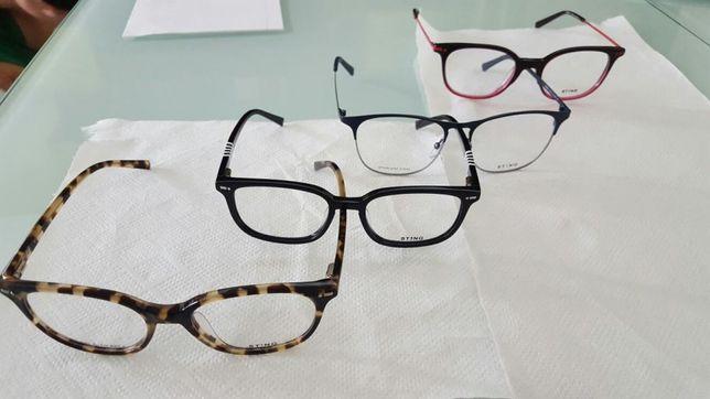 Rame ochelari vedere Sting diferite modele si dimensiuni noi originali