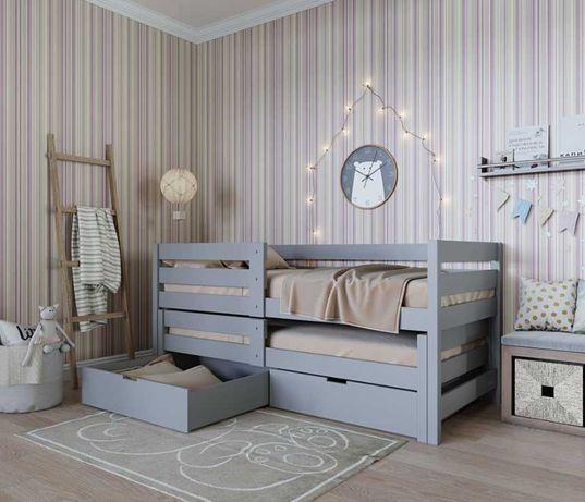 Двухъярусная кровать  Софа