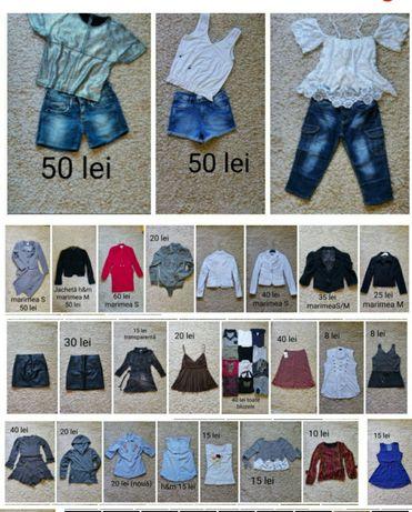 Tricouri, maieuri, bluze, cămăși si seturi