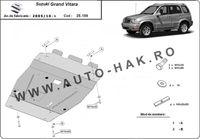 Scut motor metalic Suzuki Grand Vitara 2005-prezent otel 3mm