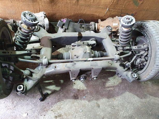 Brat brate amortizor amortizoare fuzeta planetara spate BMW X4 F26