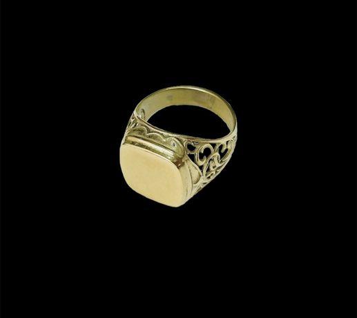 Продам 21.2636 Золотую печатку 750 пробы (Желтое золото) г. Алматы