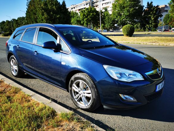 Opel Astra J 1.7 Auto Start Stop function