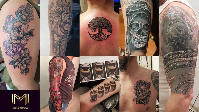 Tatuaje sector 6