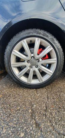 Оригинални джанти със зимни гуми 18'
