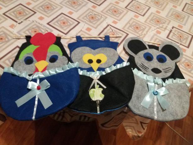 Продам сувениры - кармашки для мелочевки
