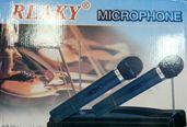 Безжични Вокални Микрофони