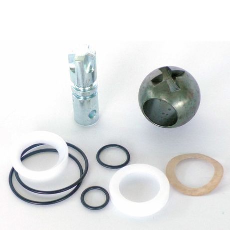Kit sfera / robinet capac aer pompa sapa Turbosol Transmat 250
