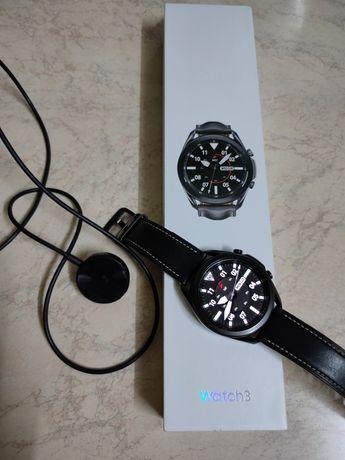 Samsung galaxy watch 3 45мм смарт часы