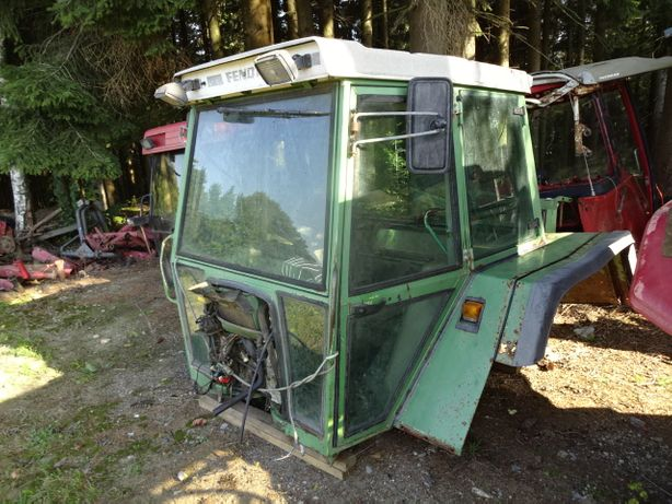 Cabina tractor Fendt Piese din dezmembrări
