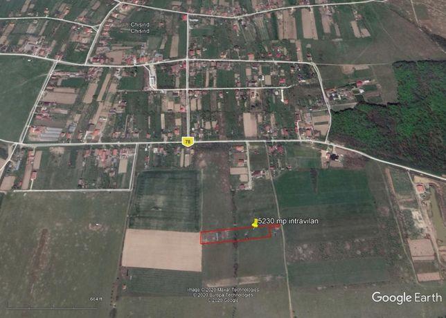 Teren Comuna Nojorid sat Chisirid intravilan 5230mp