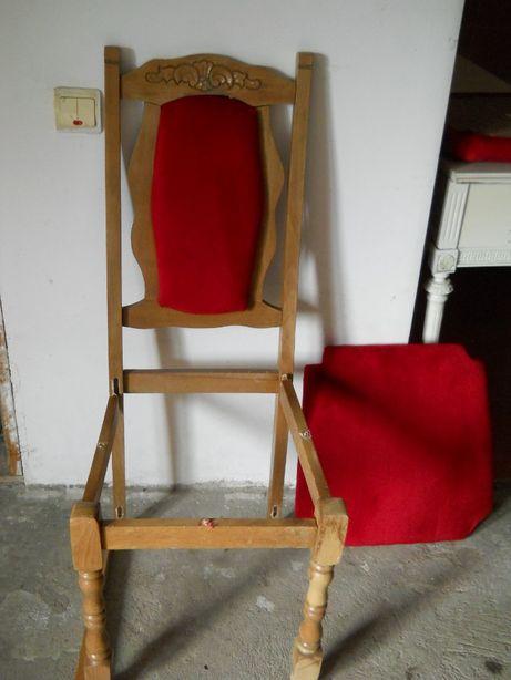 Scaune din lemn masiv-necesita reconditionare