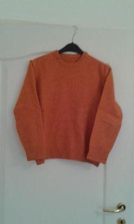 Pulover portocaliu M