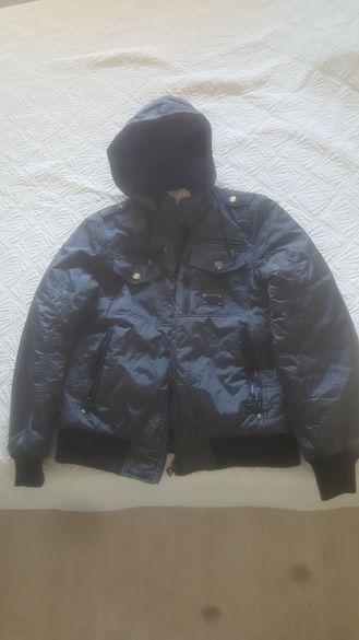 Мъжко зимно яке с подплата, размер XL