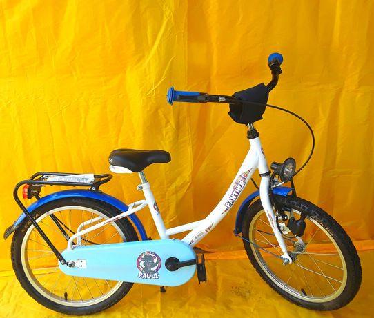 Bicicleta PREMIUM PANTHER 16 recomandată copiilor 4 - 7 ANI - NOUĂ