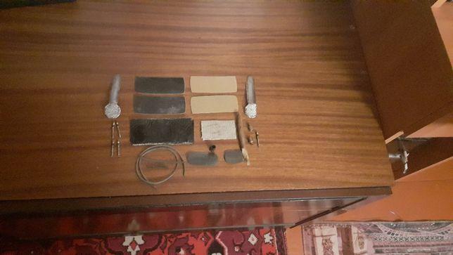 Продам ремкомплект для мотовелокамер c тюбиком клея (сделано в России)