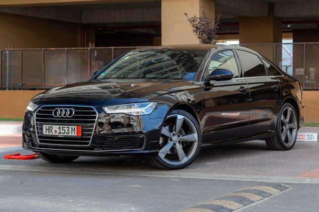 Audi A 6 Euro 6 Ad-blue 2016 190 cai full MATRIX IMPECABILA!