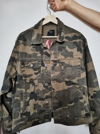 Bershka - Джинсовая куртка, джинсовка