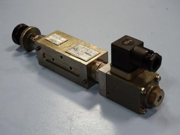 Хидравличен разпределитер ORSTA TGL-26238/70