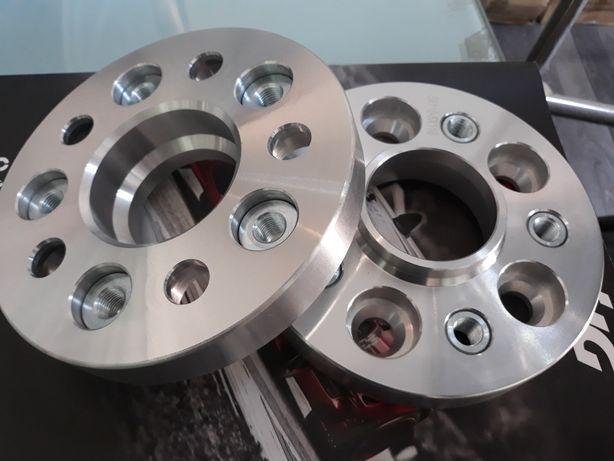 4 adaptori 5x130-pentru jante 5x112-66.5 - Audi/Mercedes-850 ron